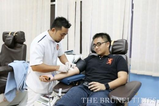 Người dân Brunei được khám, chữa bệnh hoàn toàn miễn phí. Ảnh The Brunei Times