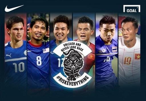 6 đề cử cho danh hiệu cầu thủ hay nhất AFF Cup 2014.