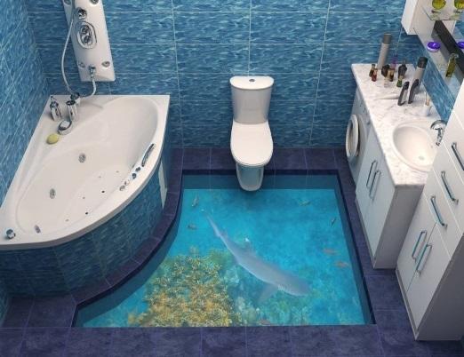 'Hung thần biển cả' cá mập đương nhiên cũng có thể xuất hiện bất cứ lúc nào
