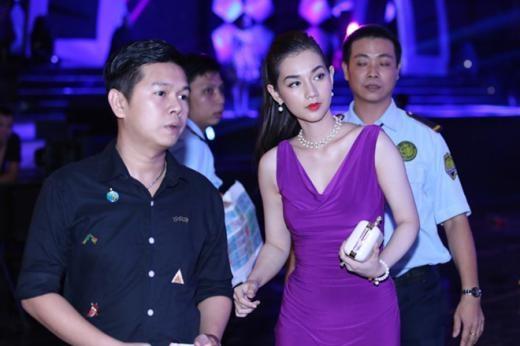 MC, cựu hot girl Quỳnh Chi và người chồng đại gia. - Tin sao Viet - Tin tuc sao Viet - Scandal sao Viet - Tin tuc cua Sao - Tin cua Sao