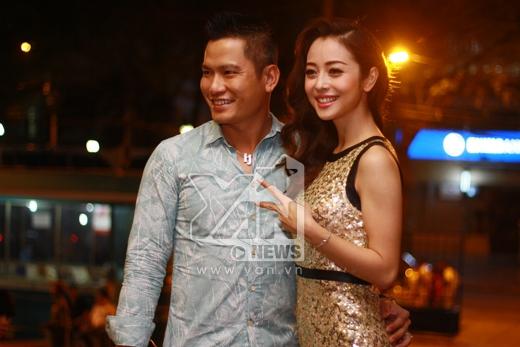 Jennifer Phạm luôn nhận được sự động viên, quan tâm từ chồng - Tin sao Viet - Tin tuc sao Viet - Scandal sao Viet - Tin tuc cua Sao - Tin cua Sao