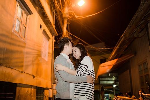 Lê Khánh hạnh phúc được bạn trai trao những nụ hôn lãng mạn - Tin sao Viet - Tin tuc sao Viet - Scandal sao Viet - Tin tuc cua Sao - Tin cua Sao