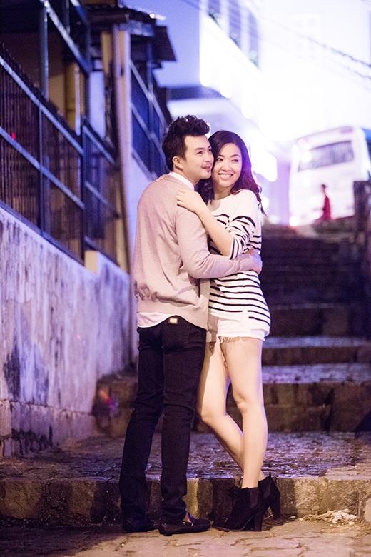 Lê Khánh và chồng sắp cưới Tuấn Khải - Tin sao Viet - Tin tuc sao Viet - Scandal sao Viet - Tin tuc cua Sao - Tin cua Sao