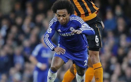 Willian của Chelsea (gặp Hull City, 13/12/2014). Chelsea phải chịu thẻ vàng thứ hai vì cầu thủ vờ ngã trong cùng một trận đấu với Hull City. Chưa có đội nào của Ngoại hạng Anh bị như vậy ở mùa giải này. Cả hai thẻ vàng này đều chính xác.