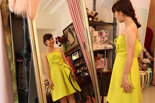 Những mẫu váy áo