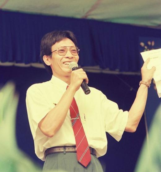 MC Lại Văn Sâm là gương mặt trở nên vô cùng thân thuộc với bất kỳ khán giả xem truyền hình nào - Tin sao Viet - Tin tuc sao Viet - Scandal sao Viet - Tin tuc cua Sao - Tin cua Sao