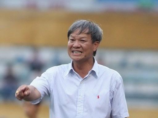 HLV Lê Thụy Hải cũng là người thường xuyên có các phát biểu gây sốc về U19 Việt Nam. Ảnh: bongdaplus