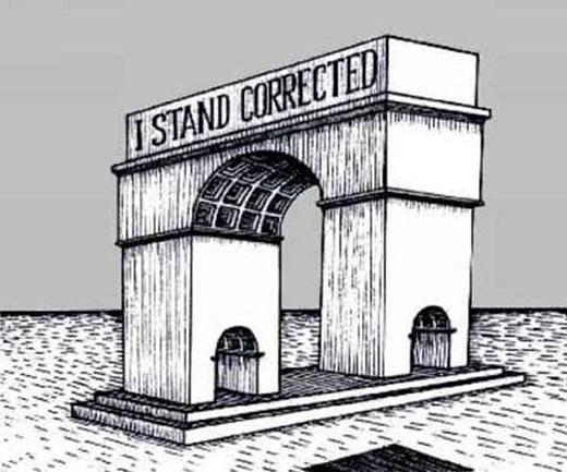 Đâu mới là hướng đúng của cổng thành này?