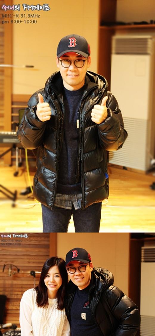 Ca sỹ Kim Yeon Woo và Sunny