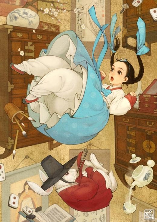 'Alice ở xứ sở thần tiên'