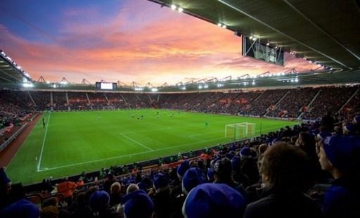 Người hâm mộ Everton ngồi chết lặng khi đội bóng con cưng để thua 0-3 trước chủ nhà Southampton.- Southampton thắng thuyết phục Everton 3-0