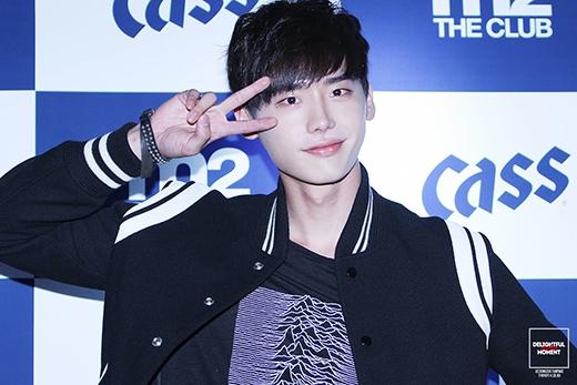 1. Lee Jong Suk (27.4%)