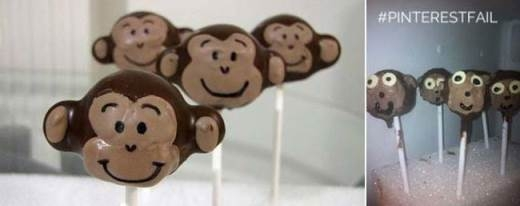 Cũng là que kẹo, nhưng không giống khỉ cho lắm nhỉ...