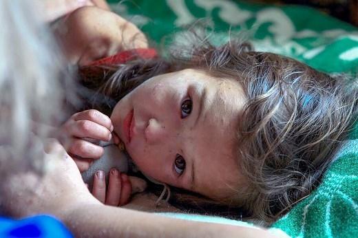 Bé gái sống sót 11 ngày trong rừng Siberi