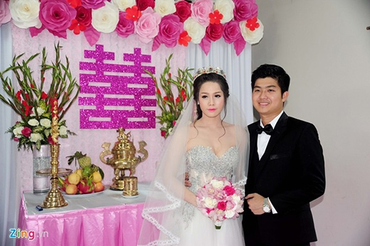 Đám cưới tưng bừng của Nhật Kim Anh ở quê nhà Vũng Tàu - Tin sao Viet - Tin tuc sao Viet - Scandal sao Viet - Tin tuc cua Sao - Tin cua Sao
