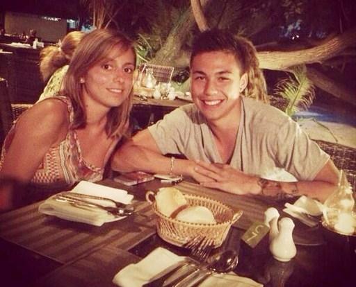 Bạn gái sắp sang Thái Lan để chung sống cùng Chappuis.