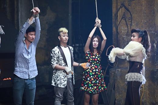 Huy Khánh, vũ công Tô Lâm, Tăng Huỳnh Như sẽ đảm nhận một số vai phụ trong phim - Tin sao Viet - Tin tuc sao Viet - Scandal sao Viet - Tin tuc cua Sao - Tin cua Sao
