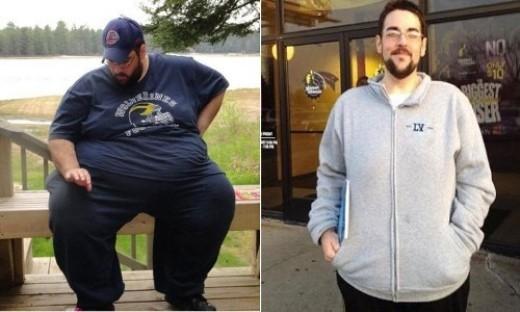 Mark giảm 135kg. Mark Monacelli đã từng giảm cân rồi lại tăng. Anh sống trong sự phập phồng giữa lo lắng và suy sụp. Nhưng rồi ước mong có một cuộc sống, một gia đình, tình yêu đã giúp anh giảm cân thành công.
