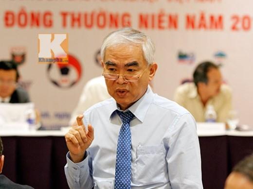 Ông Dũng cũng cho rằng án phạt dành cho các cầu thủ Ninh Bình dính tiêu cực là hợp lý