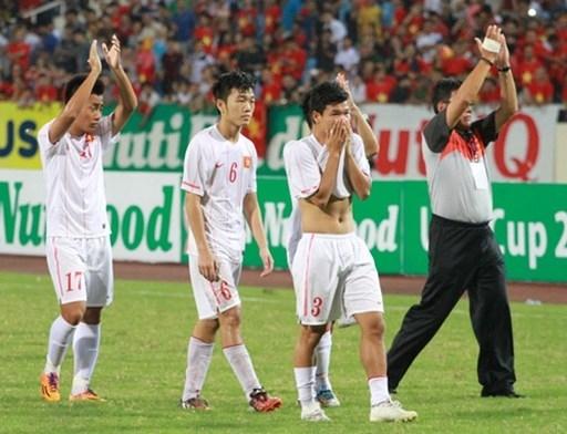 Dù chơi hay nhưng U19 Việt Nam lại luôn gục ngã ở những thời điểm cần bản lĩnh