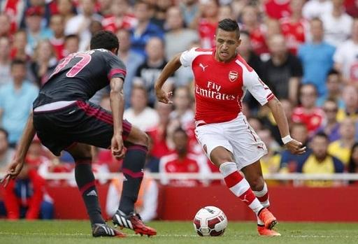 Alexis Sanchez được Barca bán cho Arsenal trong lúc lệnh cấm được tạm dỡ bỏ
