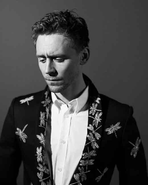 25. Tom Hiddleston (33 tuổi, diễn viên người Anh)
