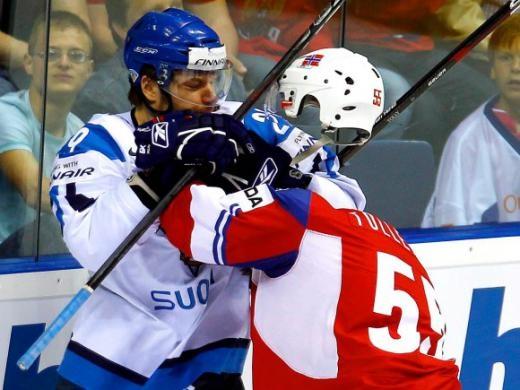 Cầu thủ hockey không đầu