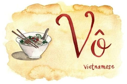 Còn ở Việt Nam, từ thân quen trên bàn nhậu chính là 'Vô'. Tuy nhiên, nó lại thường được đọc trại đi là 'dzô' cho thêm phần khí thế