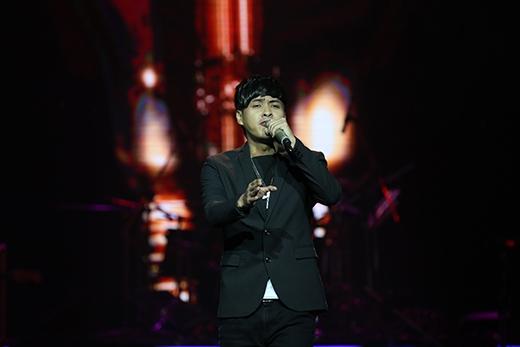 Chàng ca sĩ trẻ Hồ Quang Hiếu mang tới ca khúc balad 'Tìm em'. - Tin sao Viet - Tin tuc sao Viet - Scandal sao Viet - Tin tuc cua Sao - Tin cua Sao