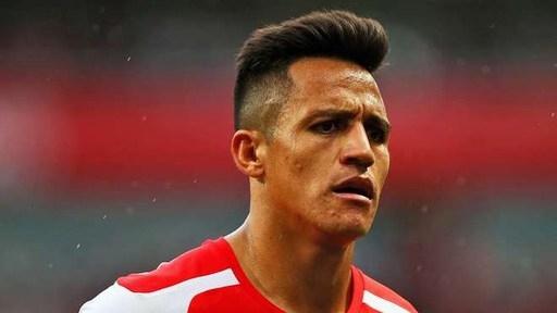 Alexis Sanchez (quốc tịch Chile - đang khoác áo Arsenal)