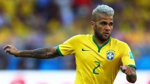 Dani Alves (Brazil - Barcelona)