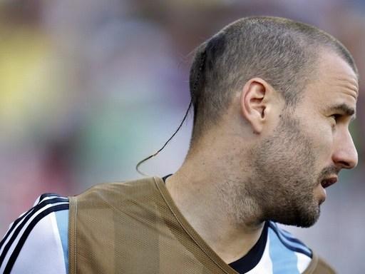 Rodrigo Palacio (Argentina - Inter Milan)