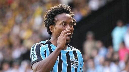 Ze Roberto (Brazil - Gremio)