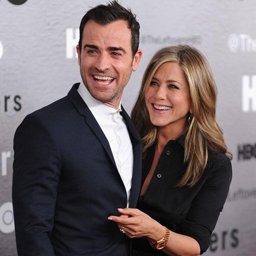 Jennifer và vị hôn phu hiện tại