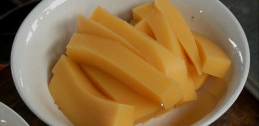 Món bánh ngô có một không hai đặc sản Bắc Hà.