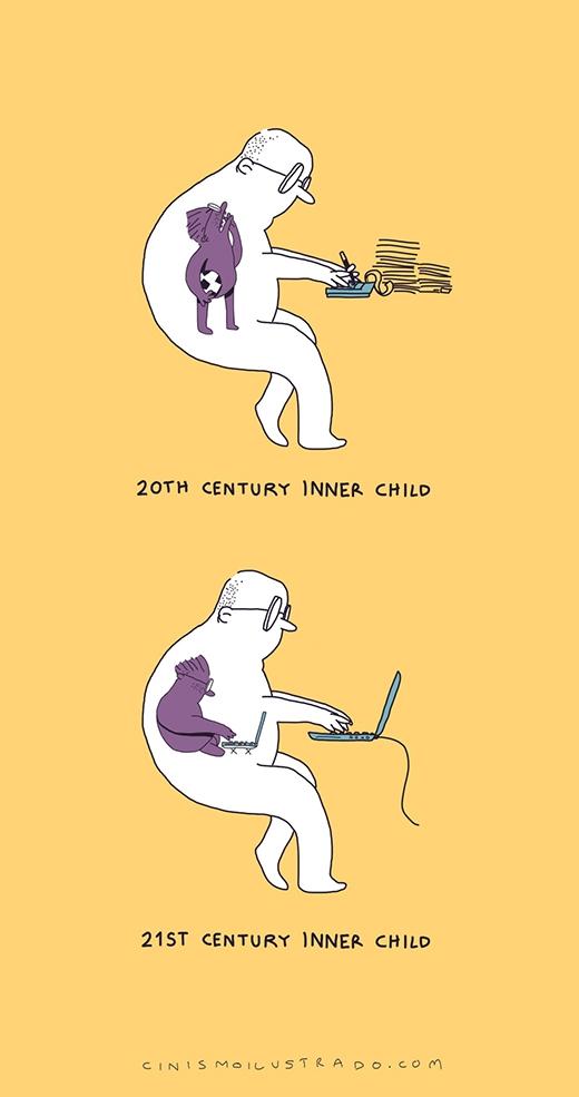 Sự ảnh hưởng của công nghệ không chỉ tác động đến cuộc sống hiện tại mà còn cả trong tâm hồn của mỗi người.