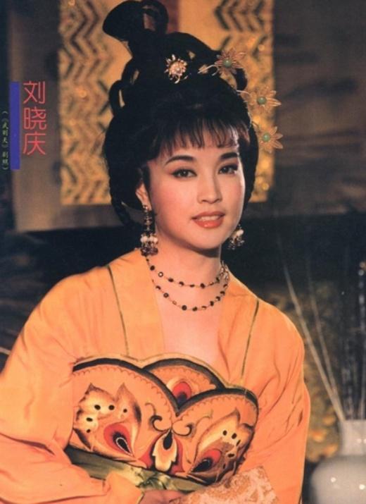 Lưu Hiểu Khánh, phiên bản thành công với hình tượng Võ Tắc Thiên gợi cảm hơn