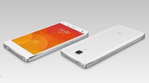 Smartphone M4 của Xiaomi...