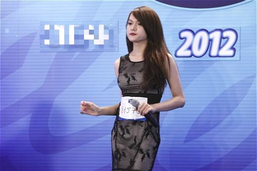 Hương Giang từng rất được chú ý trong cuộc thi Viet Nam Idol 2012. - Tin sao Viet - Tin tuc sao Viet - Scandal sao Viet - Tin tuc cua Sao - Tin cua Sao