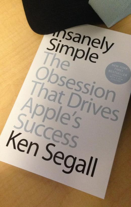 Cuốn sách về công ty của Ken Segall