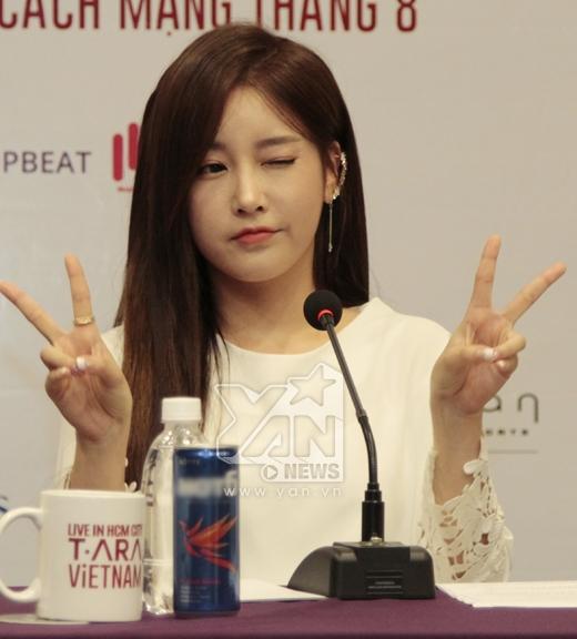 So Yeon khá điềm tĩnh, nhưng một khi đã 'hành động' thì sự đáng yêu đạt mức tối đa.
