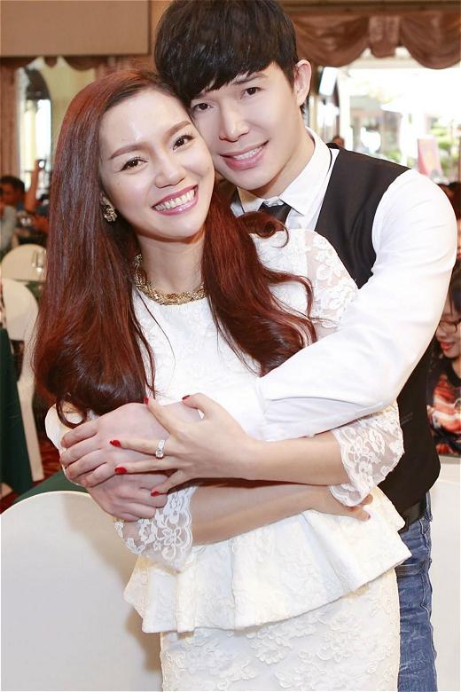 Nathan Lee và Ngọc Anh đã thân nhau được 6 năm. - Tin sao Viet - Tin tuc sao Viet - Scandal sao Viet - Tin tuc cua Sao - Tin cua Sao