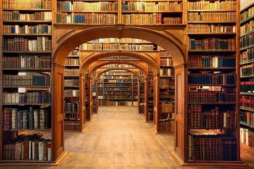 Thư viện Khoa học, Đức