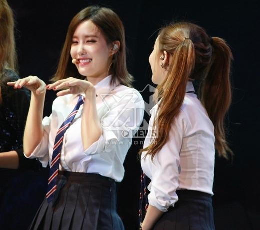 Có ai biết cô nàng Hyomin đang làm gì không???