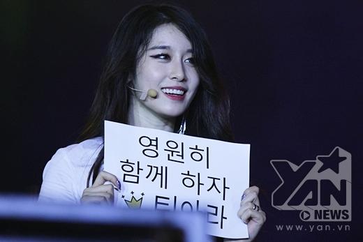 Ji Yeon xinh đẹp ở mọi góc nhìn.