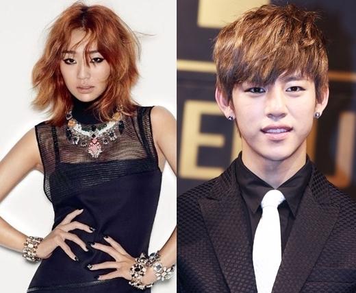 """NếuDaehyun (B.A.P)là nam ca sĩ tiếp theo sẽ song ca cùng """"Beyonce châu Á""""Hyorin (Sistar)thì còn gì bằng?"""