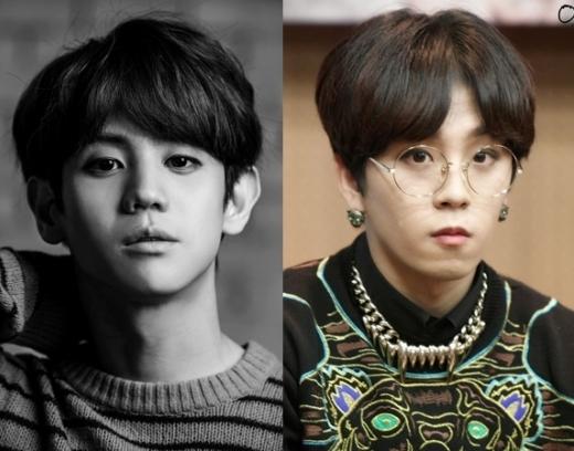 Yoseob (BEAST)vàTaeil (Block B)cùng sở hữu nhiều điểm tương đồng trong giọng hát: mỏng, khá cao và truyền cảm. Vì vậy, sân khấu kết hợp của hai ngôi sao này cũng rất được mong chờ.