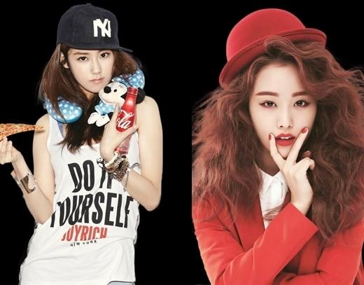 """Dở hữu giọng ca đầy nội lực đặc biệt, chứng minh khả năng ca hát tuyệt vời qua nhiều sản phẩm """"đánh lẻ"""", fan hai bên cũng thừa nhận rằng họ muốn nhìn thấyGayoon (4Minute)vàJi Eun (Secret)song ca một lần trong đời."""