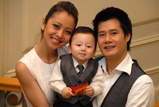 Gia đình Quang Dũng - Jennifer Phạm khiến nhiều người ngưỡng mộ của làng showbiz Việt.. - Tin sao Viet - Tin tuc sao Viet - Scandal sao Viet - Tin tuc cua Sao - Tin cua Sao