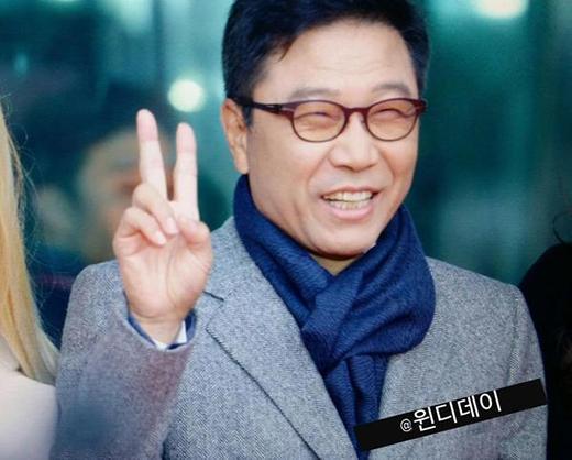 Ông chủ của SM Entertainmet - Lee Soo Man